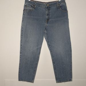 Levi's 550 Relaxed Tapered Mom Dad Jeans Plus Size